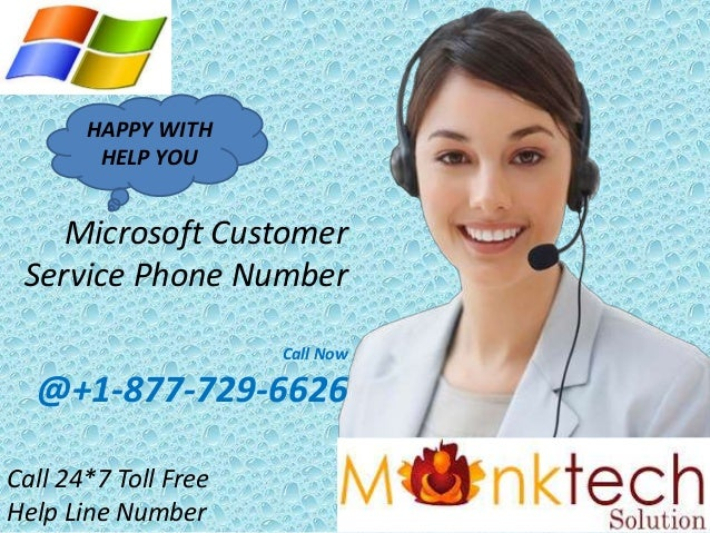 Delightful HAPPY WITH HELP YOU Microsoft Customer Service Phone Number Call Now  @+1 877 ... Nice Design