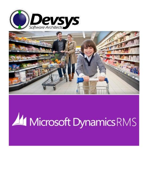 Devsys Microsoft Dynamics RMS