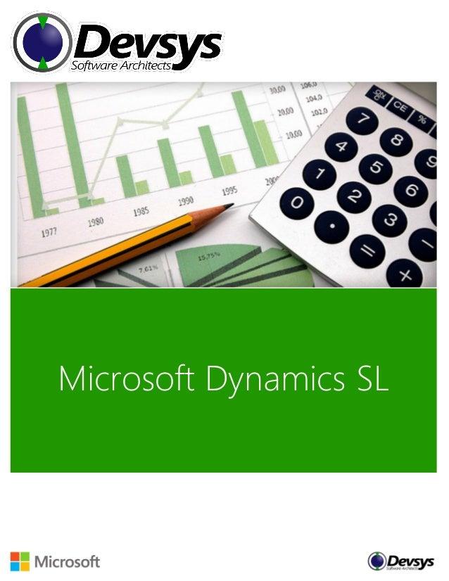 Devsys Microsoft Dynamics SL