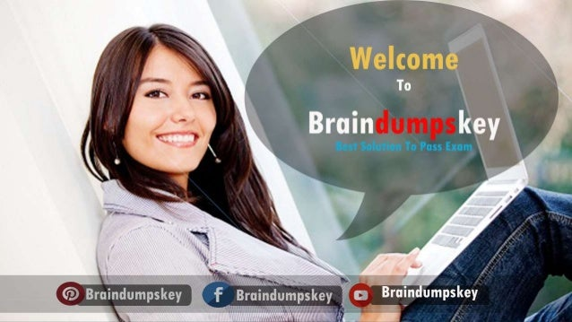 Braindumpskey's Microsoft modules are very simple and anyone can understand them easily. The modules are available as soft...