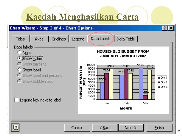 Pilihan biner excel spreadsheet