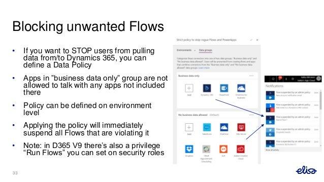 Microsoft Flow and Dynamics 365 - Jukka Niiranen at CRM