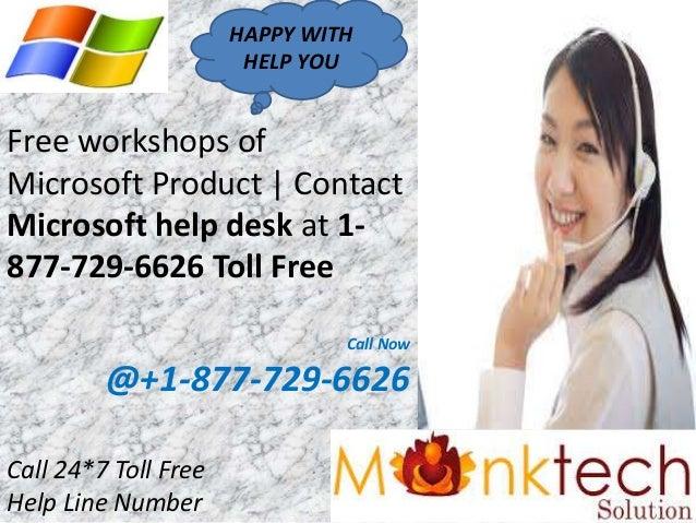microsoft helpline number