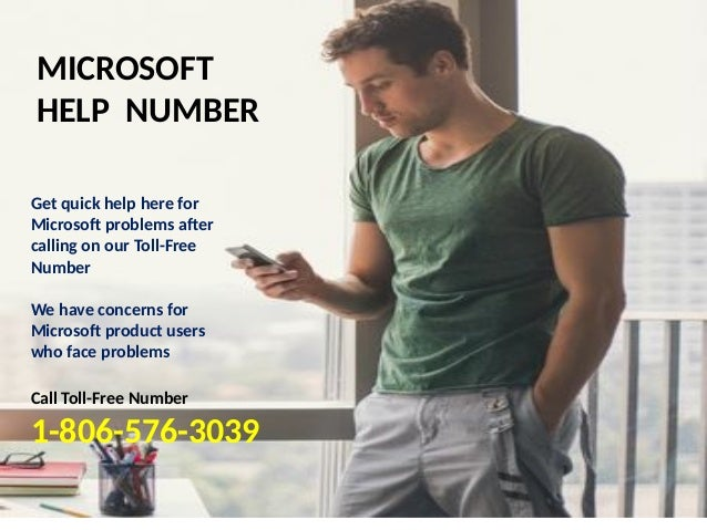 MICROSOFT HELP NUMBER Get quick help here for Microsoft problems after calling on our Toll-Free Number We have concerns fo...