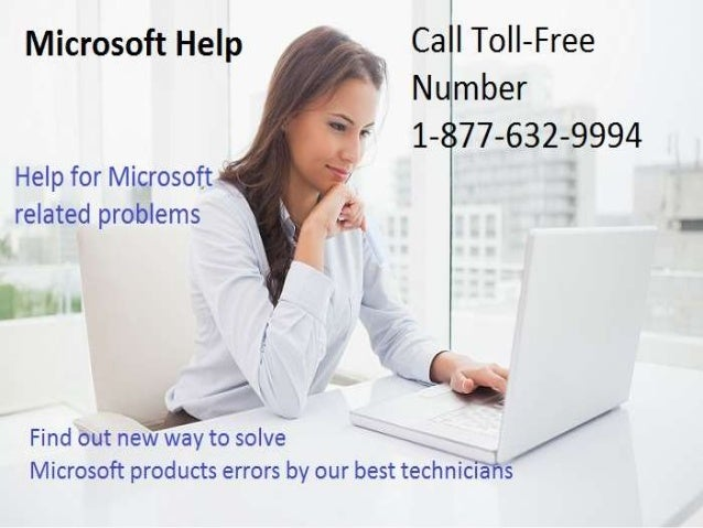 Ca I Toll—Free Number 6 1- 77-632-9994  Microsoft Help         Help for Microsoft related problems  8 .1 $1- 1 2.61 .  § '...
