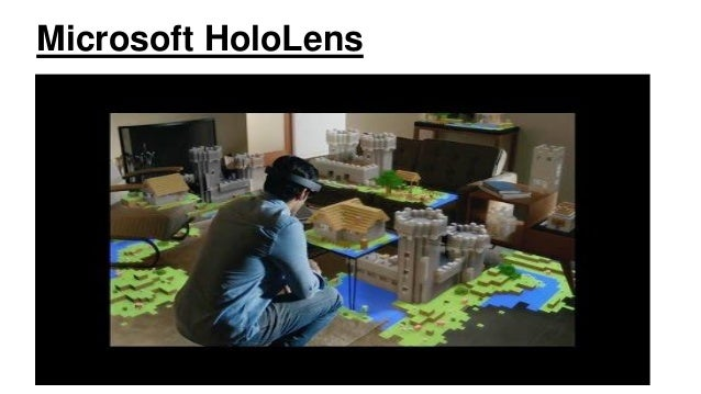 The benefits and drawbacks of the microsoft holo lens technology