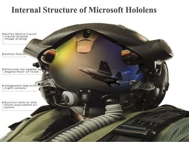 Microsoft hololens final ppt