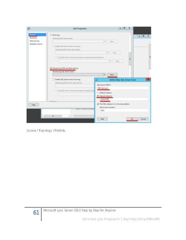 Hướng dẫn các bước cài đặt Microsoft Lync Server 2013