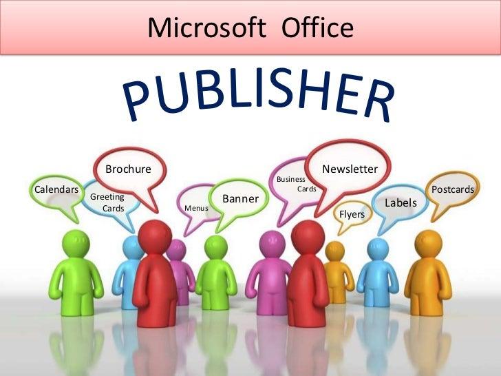Microsoft Office               Brochure                                  Newsletter                                       ...