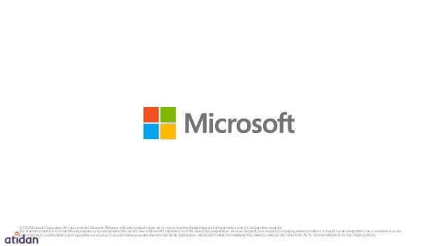 Microsoft Office 365 for Medium and Small Business