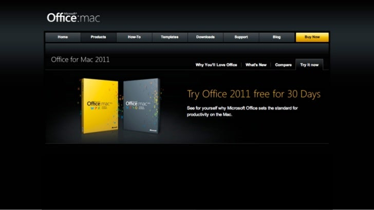 Microsoft Office for Mac 2011 Overview