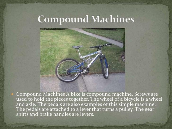bike compound machine