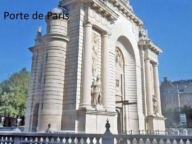 Porte de Paris<br />