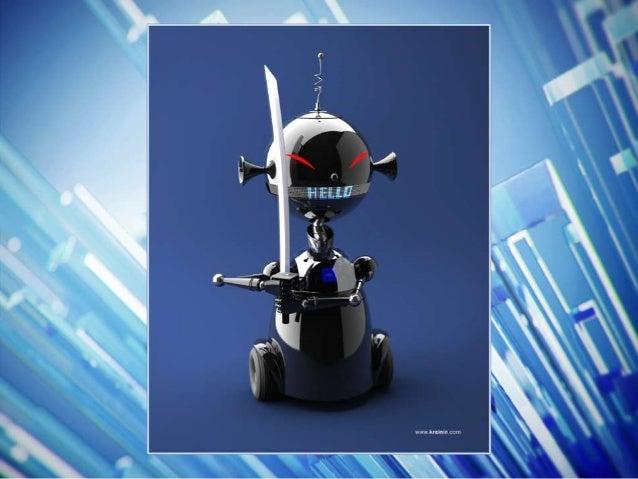 Современная робототехника Slide 2