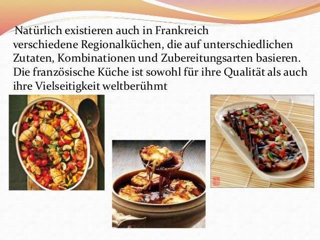 Französisch Küche