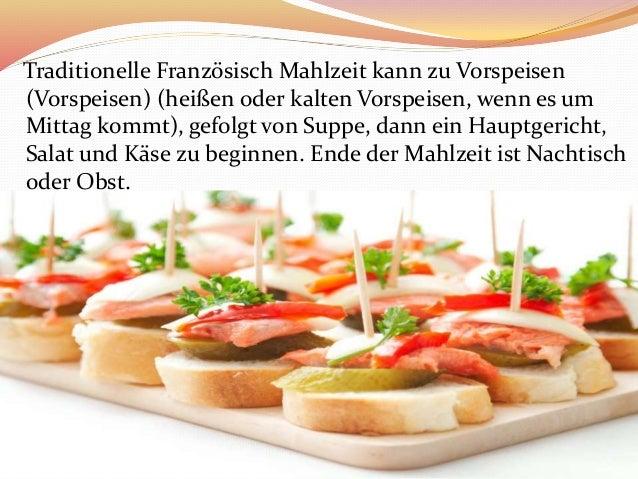 franzosische kuche referat