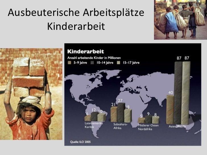 Kinderarbeit Pro Contra
