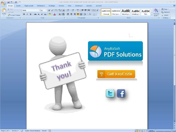 Introduction: Free PDF to Word Converter