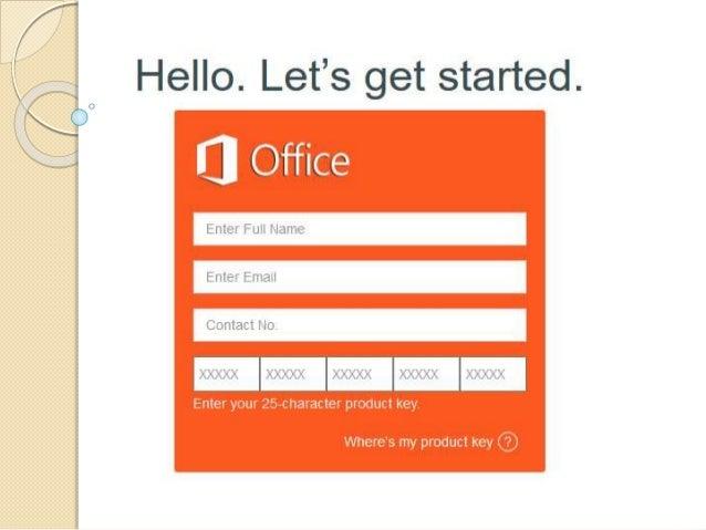 Microsoft office setup online uk Slide 3