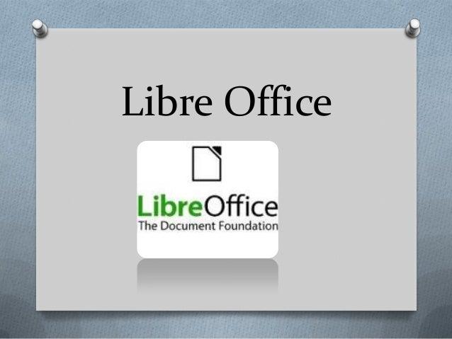 Microsoft office vs libre office - Open office vs office libre ...