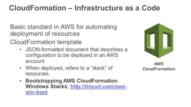 Building a VPC with CloudFormation - Part 1