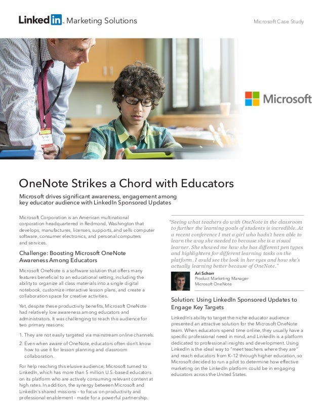 a case study about microsoft With on24 and marketo integration, microsoft created a webinar marketing lead gen channel that converted 72% of webinar attendees to paying customers.