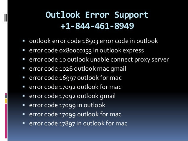 How this Error Occur?