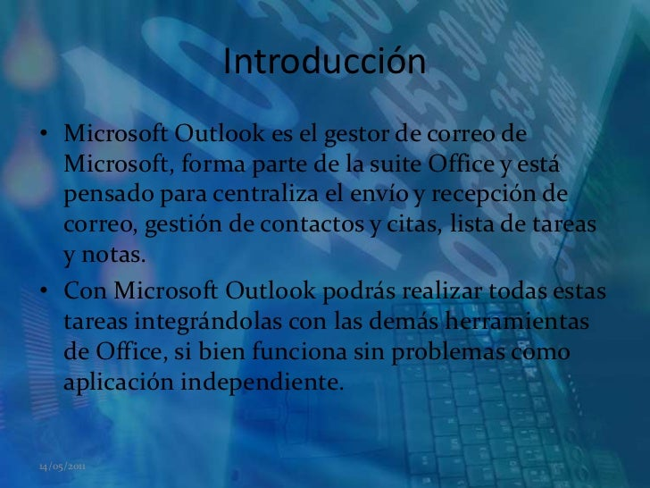 Microsoft Outlook And Office
