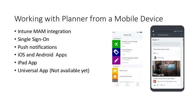 Microsoft Planner - Agile Tasks Management for Modern Teams