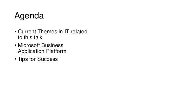 Microsoft power platform Slide 3