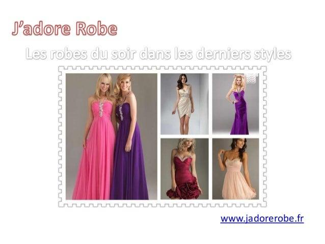 www.jadorerobe.fr