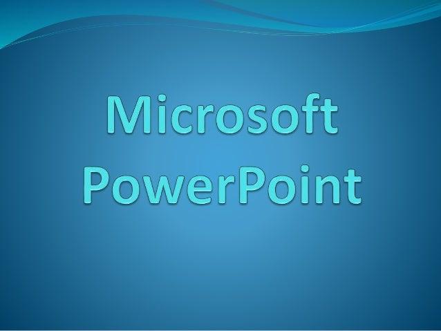 ¿Que es PowerPoint? Es un programa que permite hacer presentaciones, y es usado ampliamente en el aspecto educativo. El us...