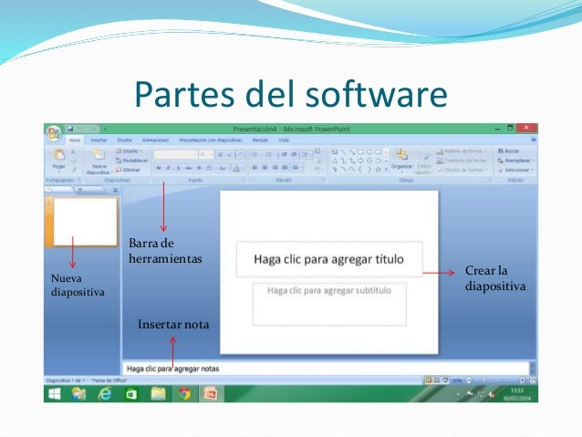 Herramientas Insertar tabla Insertar imagen Insertar gráficos Insertar cuadro de texto