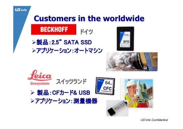 工業用産業用フラッシュメモリー取引先 Slide 2