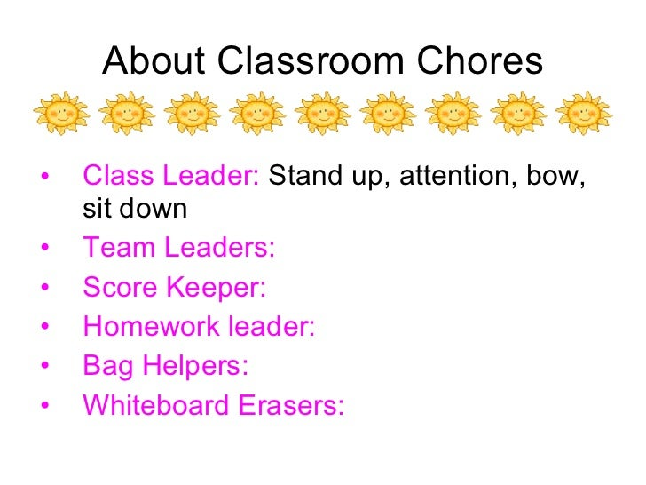 classroom management in my english classes, Powerpoint templates