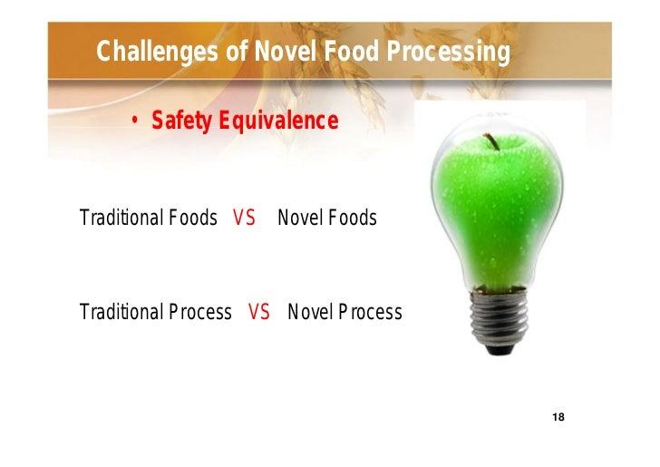 novel food processing technologies pdf