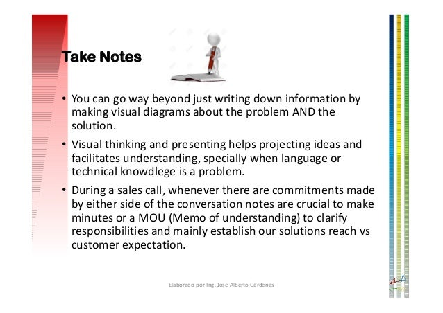 • You can go way beyond just writing down information by making visual diagrams about the problem AND the solution. • Visu...