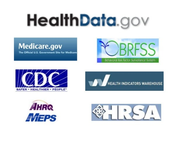 Help us disrupt the health care ecosystem • Tell us what data you want to use • Help us define a strategically relevant da...