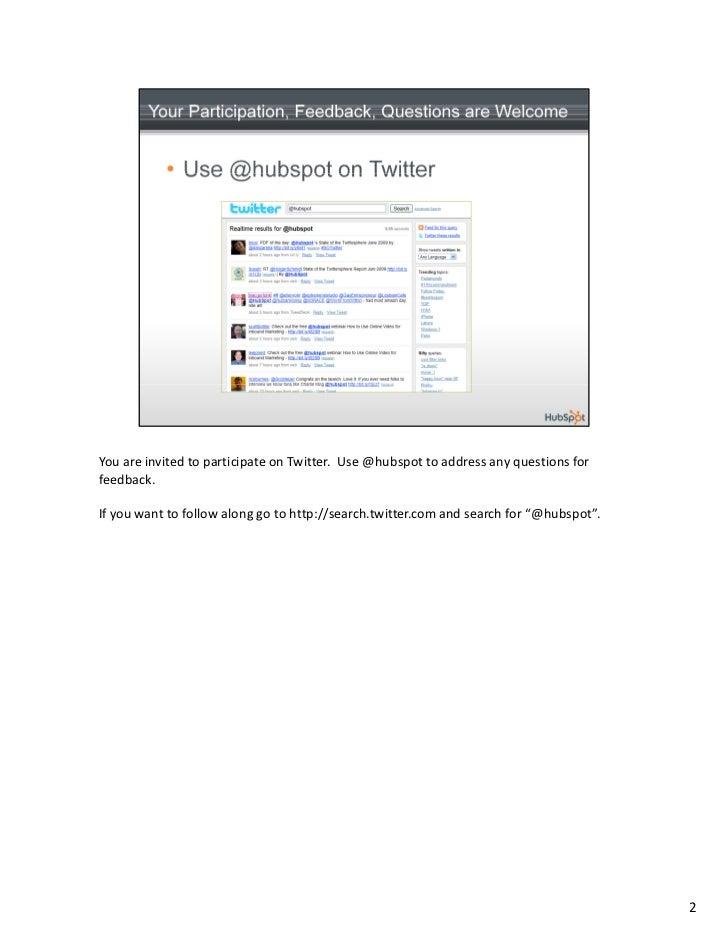 HubSpot Partner Program Launch Webinar Slide 2