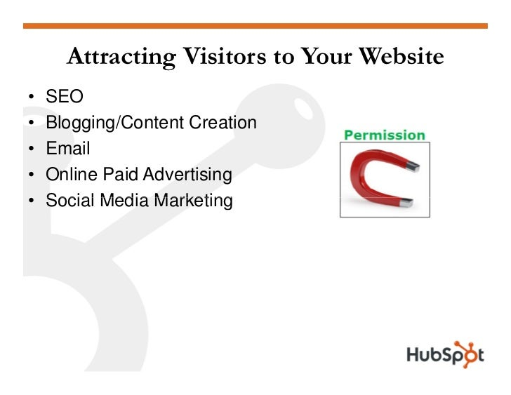 Abbreviated Introduction to Inbound Marketing