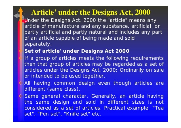 Microsoft Power Point Law Of Trademarks And Designs For