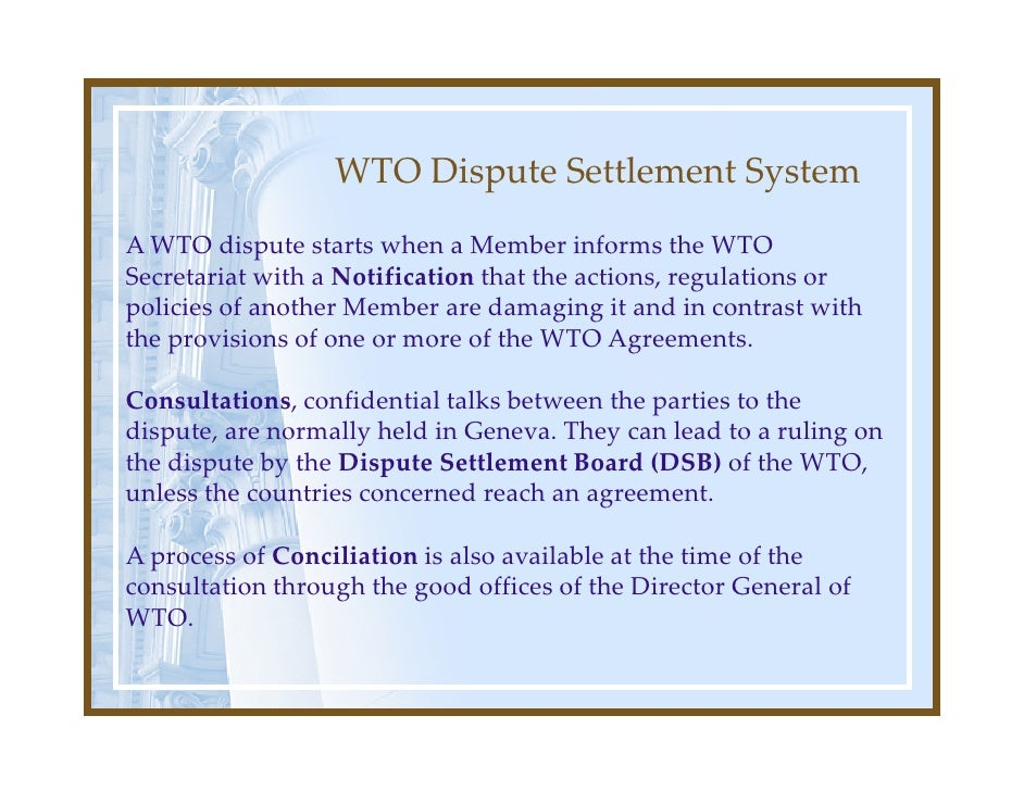 the wto talks in cancun essay For the doha round of trade talks run by the wto was geared specifically to help poor countries they will be the biggest victims if the talks cannot be revived world trade talks: the cancun challenge sep 4th 2003.