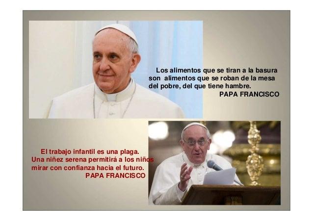 Frases Papa Francisco