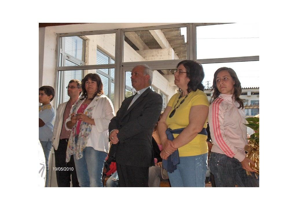 Visita do Sr. Bispo de Aveiro - 19Maio2010