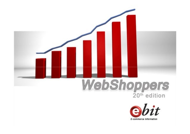 Index What's WebShoppers ....................................................................................................
