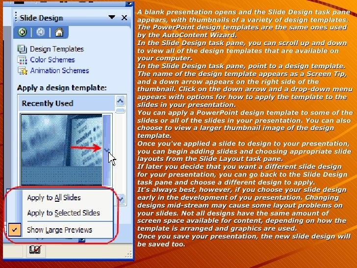 Microsoft powerpoint 2003 100 a blank presentation toneelgroepblik Choice Image