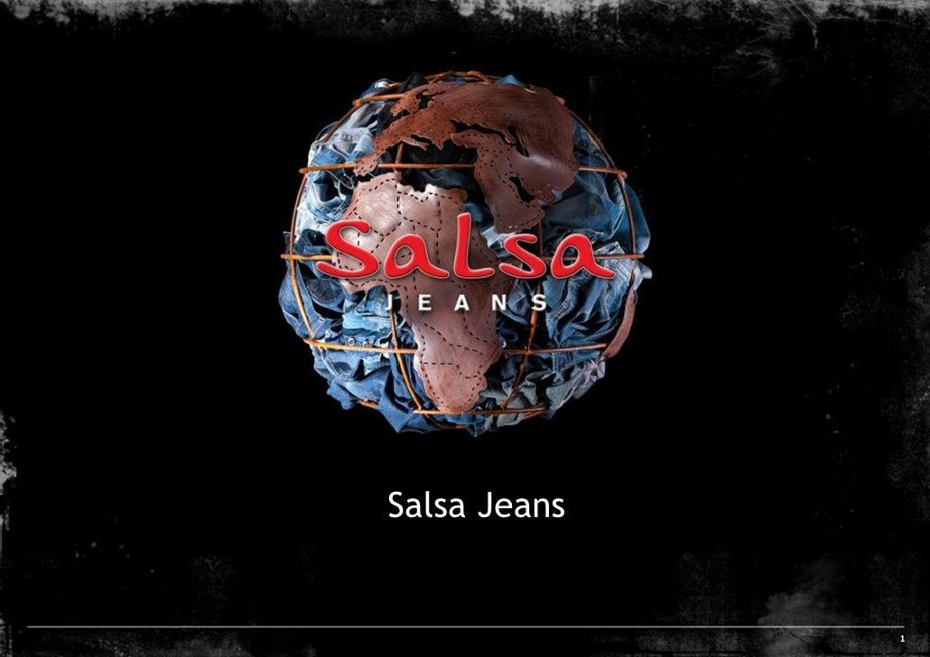 Salsa Jeans Presentation Expansion