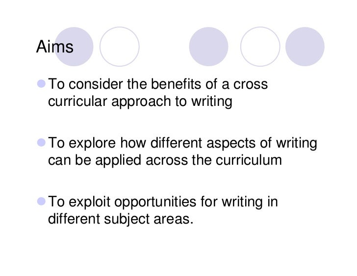 Cross-Curricular Approaches to Language Education
