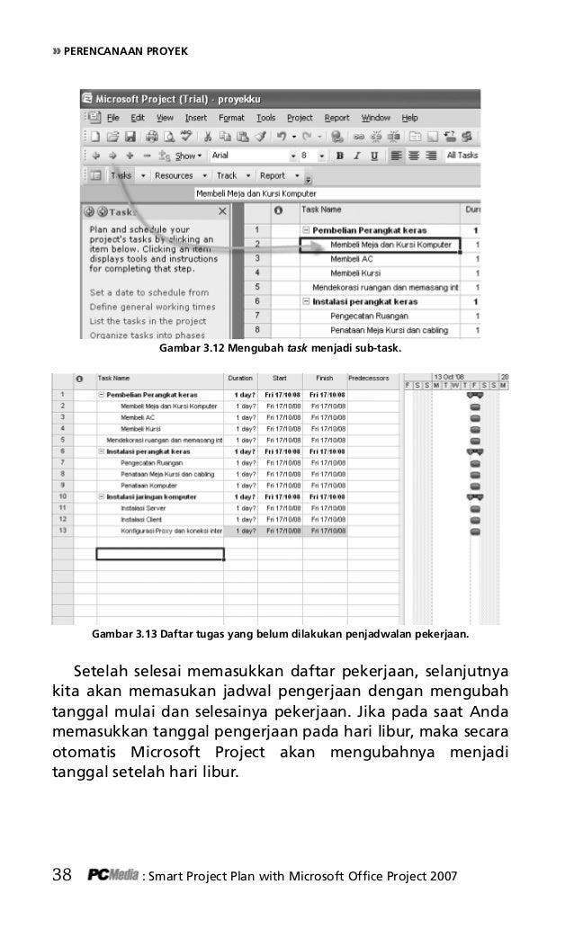 microsoft project tutorial pdf 2007