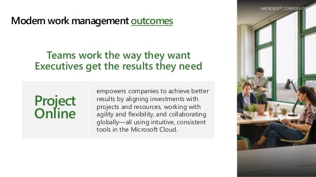 Modern work management outcomes empowers companies to achieve better results by aligning investments with projects and res...